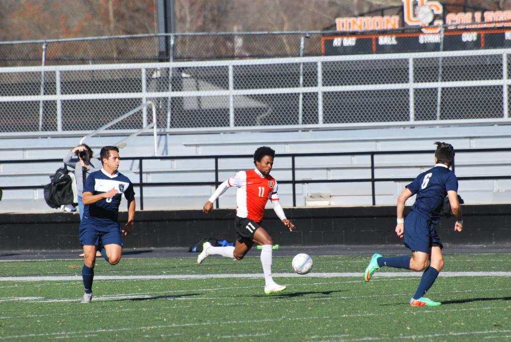 25th MSoc vs. Lyon (NAIA Nationals Opening Round)  Photo