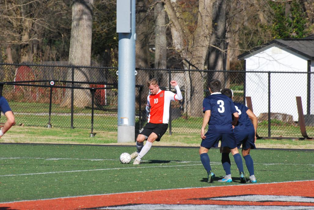 26th MSoc vs. Lyon (NAIA Nationals Opening Round)  Photo