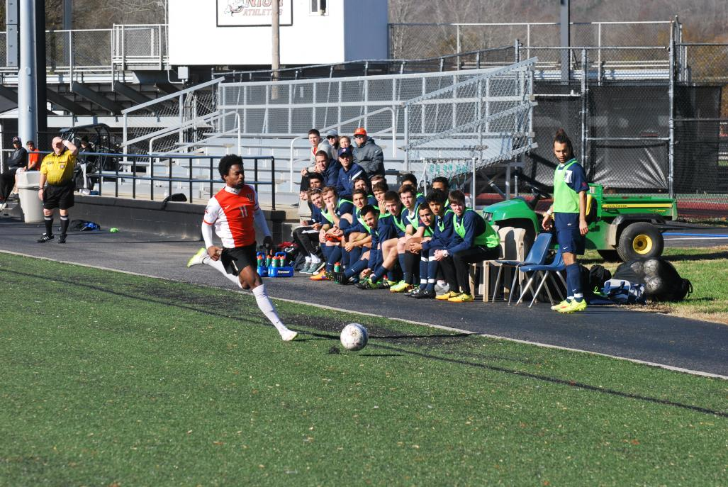 28th MSoc vs. Lyon (NAIA Nationals Opening Round)  Photo