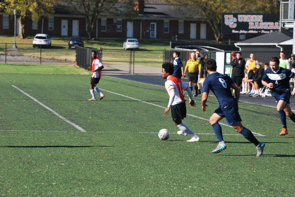 29th MSoc vs. Lyon (NAIA Nationals Opening Round)  Photo