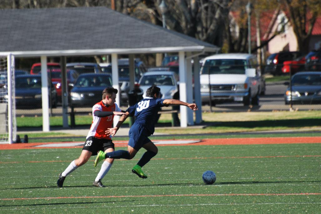 31st MSoc vs. Lyon (NAIA Nationals Opening Round)  Photo