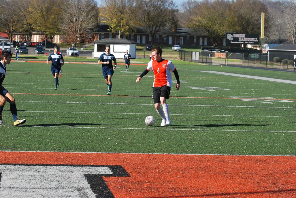 35th MSoc vs. Lyon (NAIA Nationals Opening Round)  Photo
