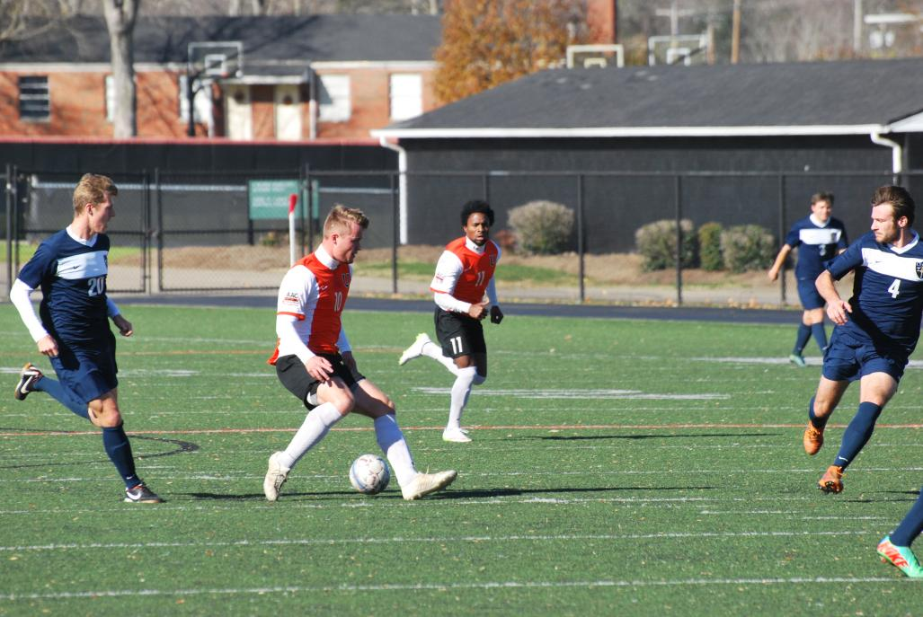 37th MSoc vs. Lyon (NAIA Nationals Opening Round)  Photo