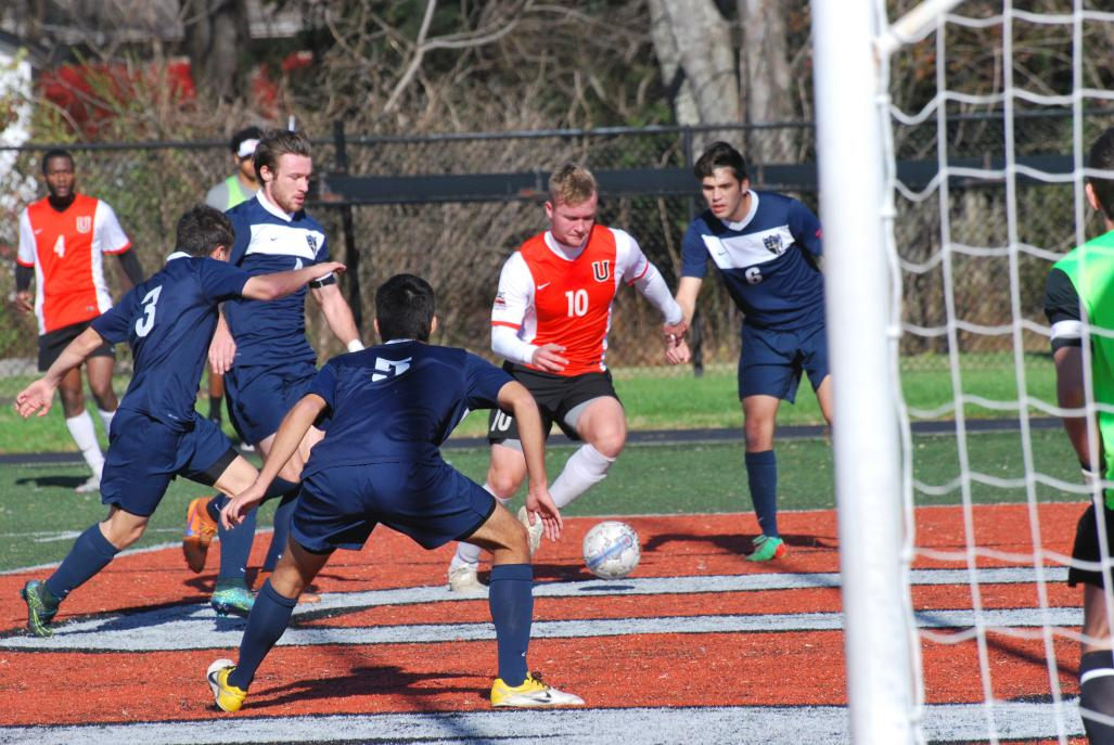 42nd MSoc vs. Lyon (NAIA Nationals Opening Round)  Photo