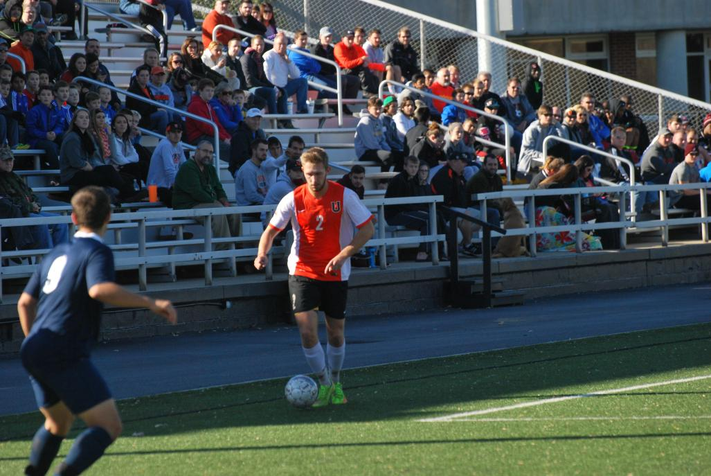 43rd MSoc vs. Lyon (NAIA Nationals Opening Round)  Photo