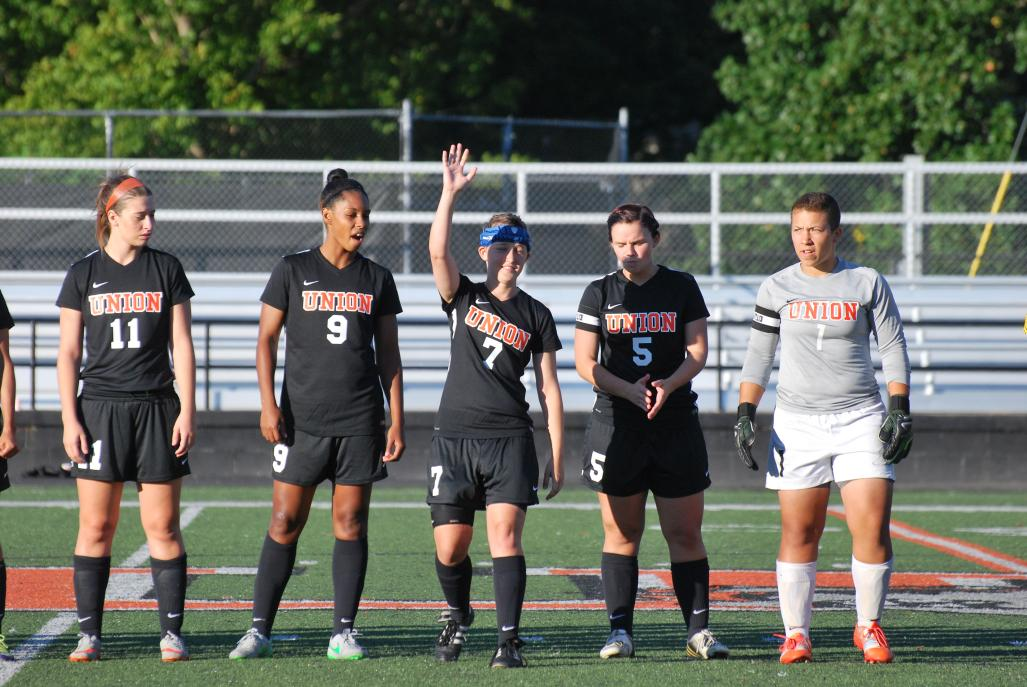 4th WSoc vs. Georgetown Photo