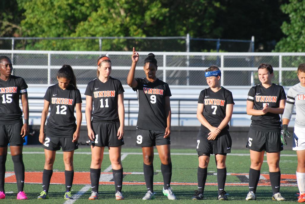 5th WSoc vs. Georgetown Photo