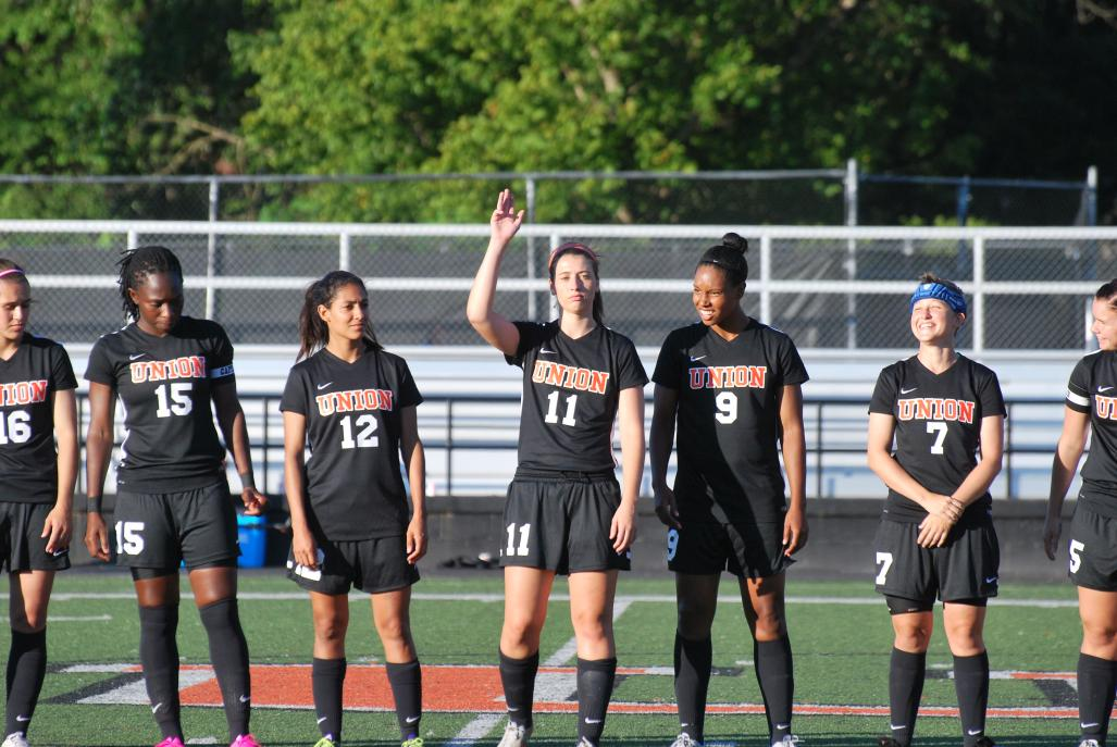 6th WSoc vs. Georgetown Photo
