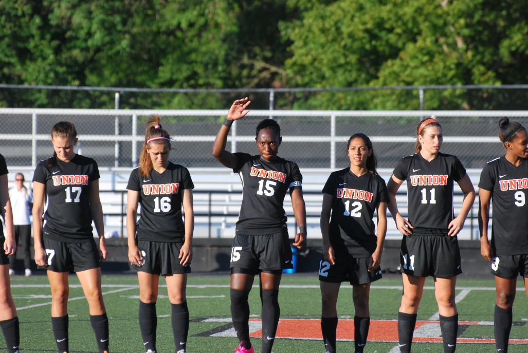 8th WSoc vs. Georgetown Photo