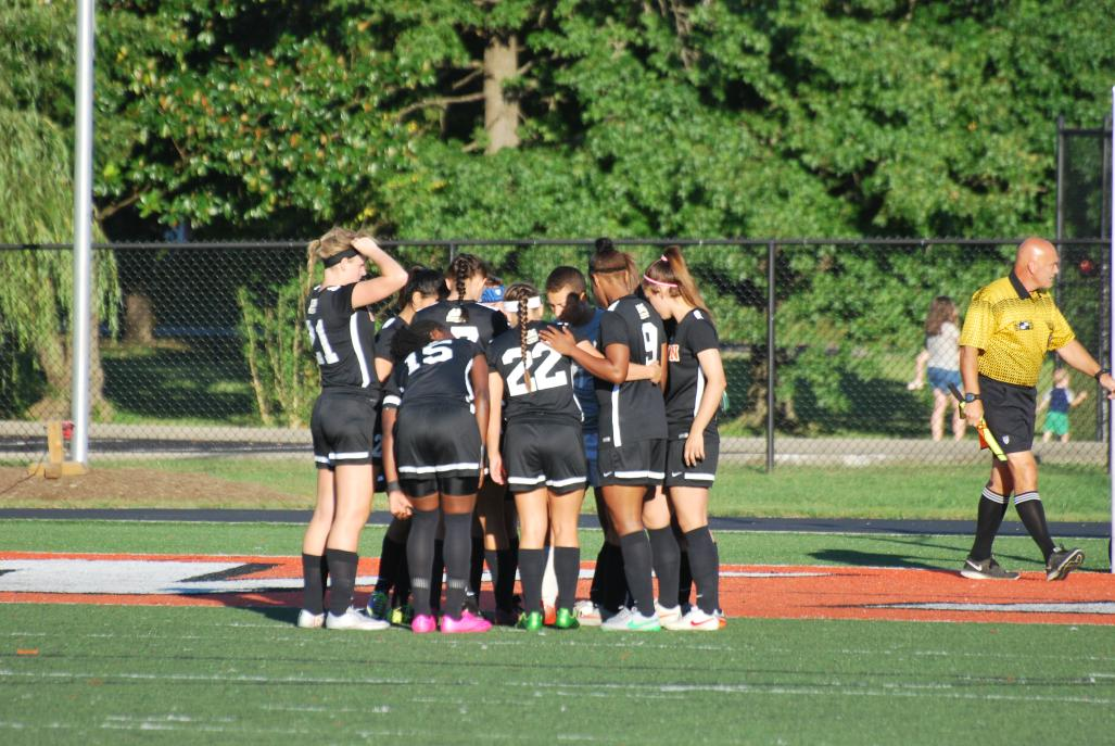 9th WSoc vs. Georgetown Photo
