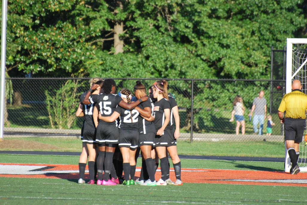 10th WSoc vs. Georgetown Photo