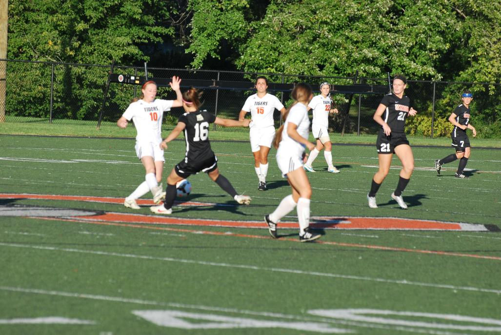 11th WSoc vs. Georgetown Photo