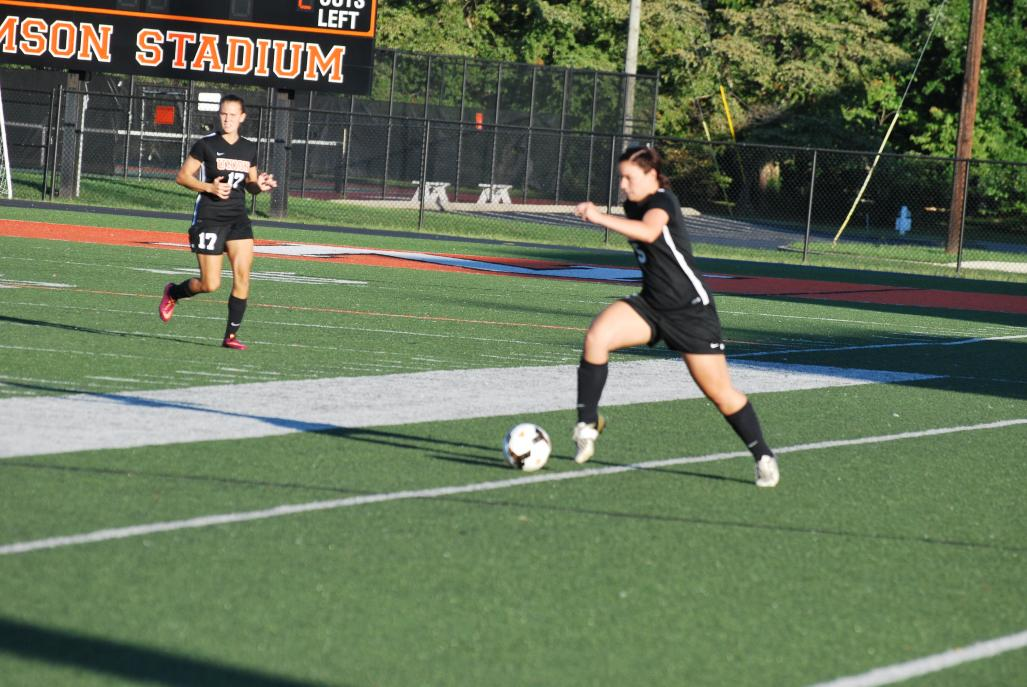 12th WSoc vs. Georgetown Photo