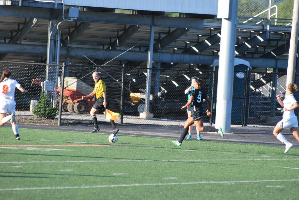 13th WSoc vs. Georgetown Photo