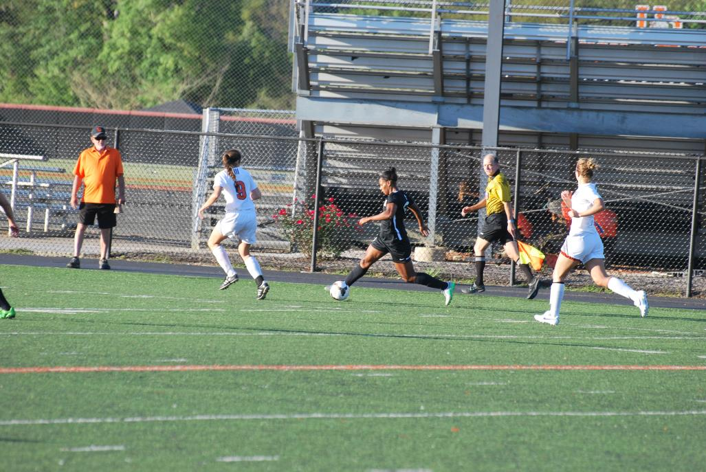 14th WSoc vs. Georgetown Photo