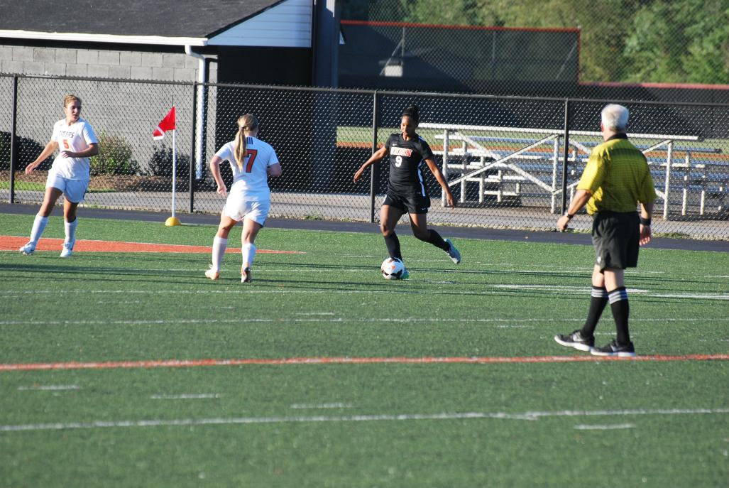 15th WSoc vs. Georgetown Photo