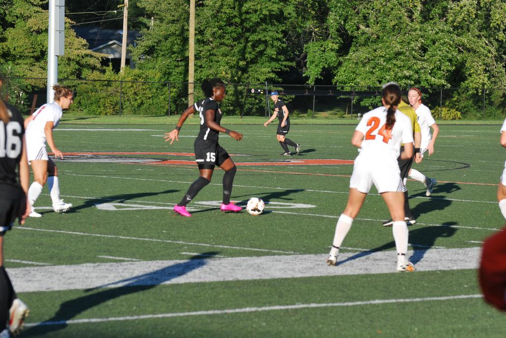 16th WSoc vs. Georgetown Photo