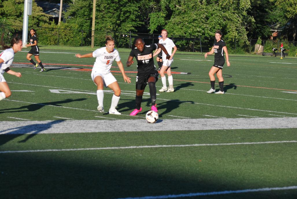 17th WSoc vs. Georgetown Photo