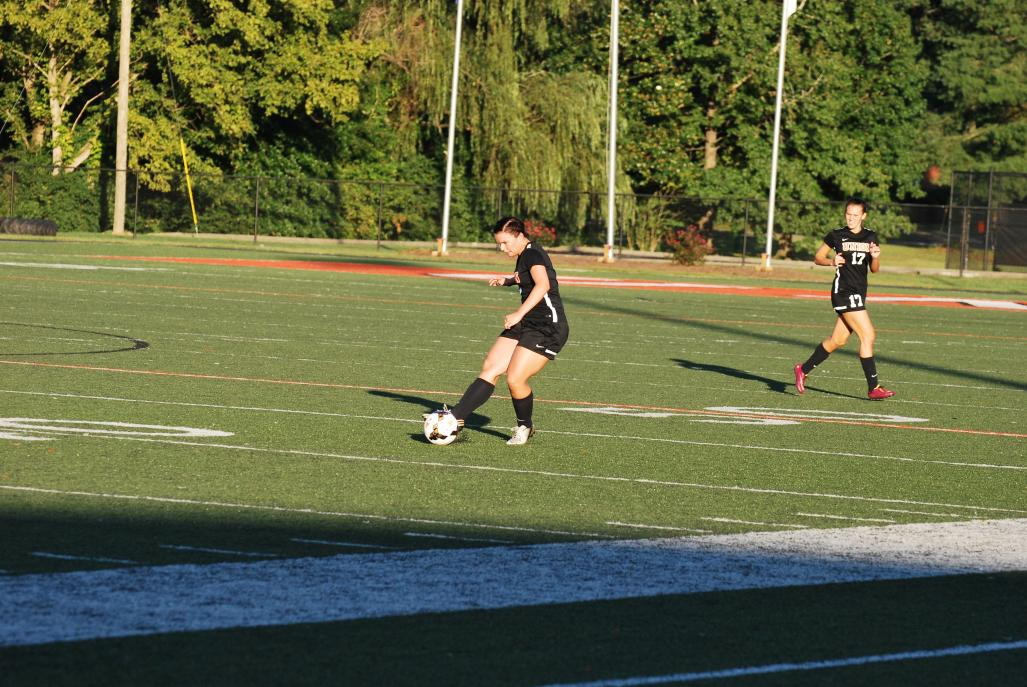 20th WSoc vs. Georgetown Photo