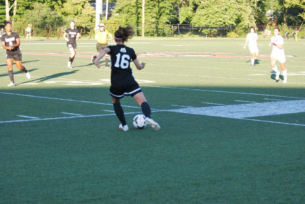 21st WSoc vs. Georgetown Photo