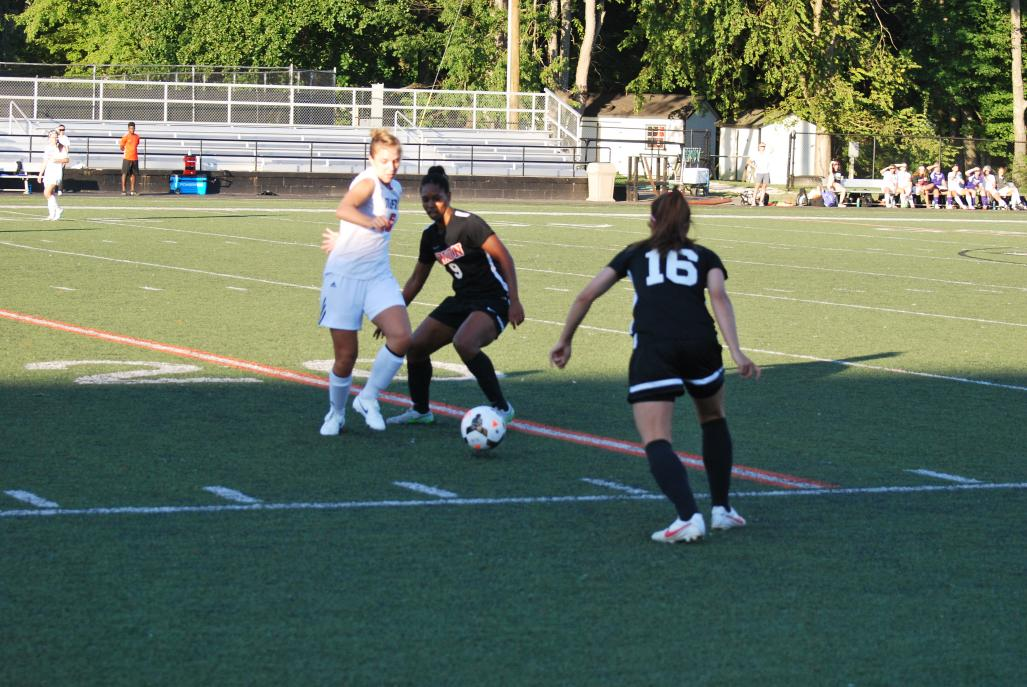 22nd WSoc vs. Georgetown Photo