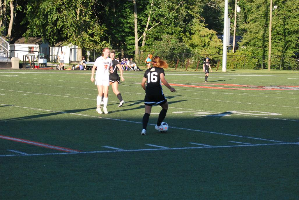 23rd WSoc vs. Georgetown Photo