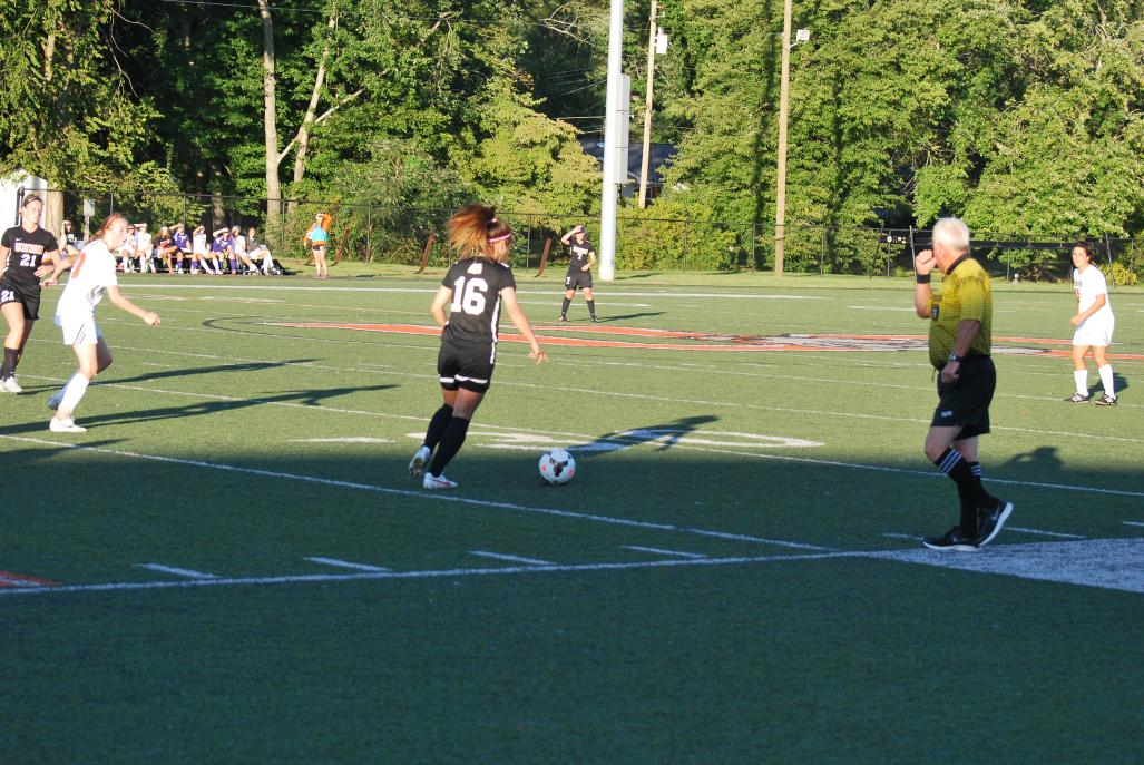 24th WSoc vs. Georgetown Photo