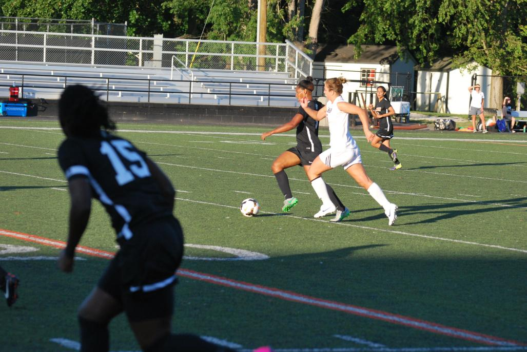 26th WSoc vs. Georgetown Photo