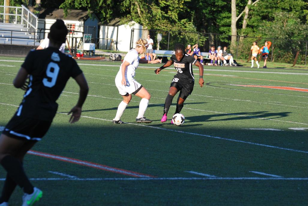 28th WSoc vs. Georgetown Photo