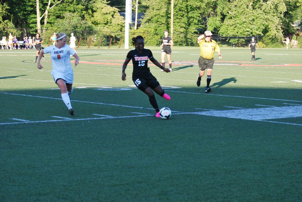 29th WSoc vs. Georgetown Photo
