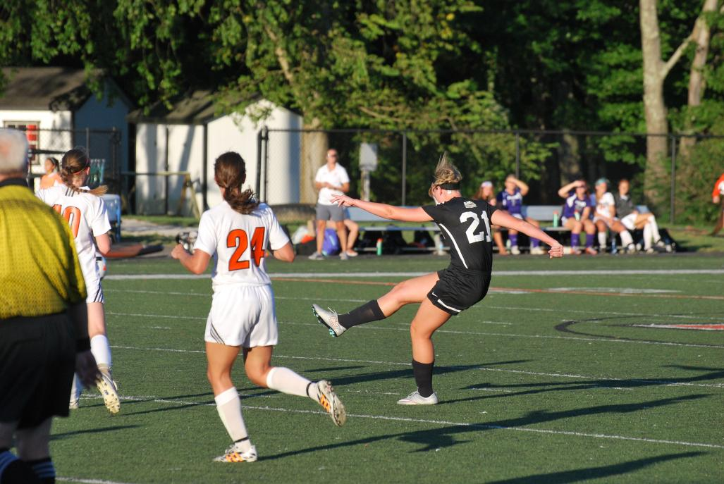30th WSoc vs. Georgetown Photo