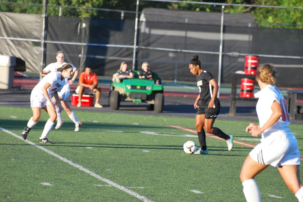 31st WSoc vs. Georgetown Photo