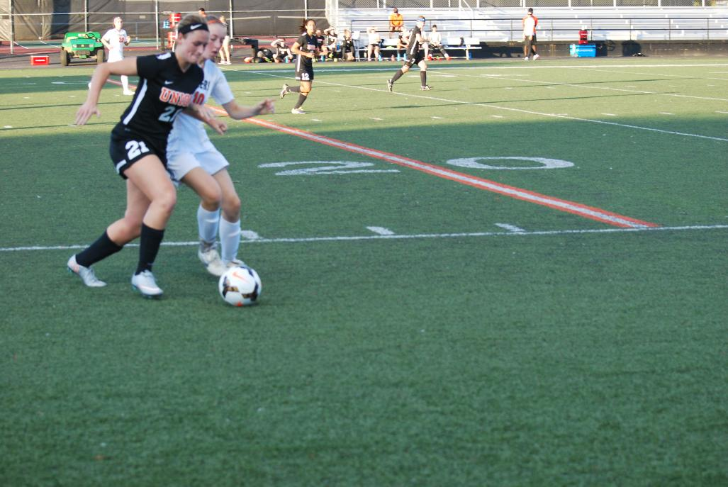 36th WSoc vs. Georgetown Photo