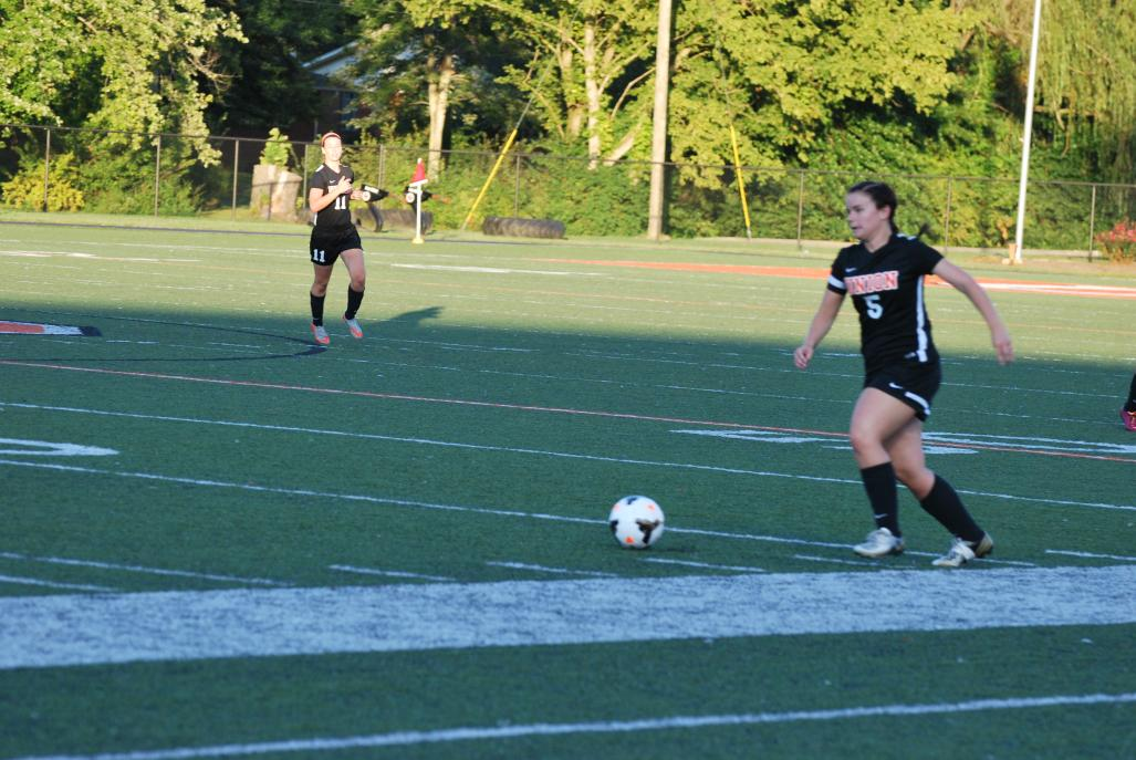 39th WSoc vs. Georgetown Photo