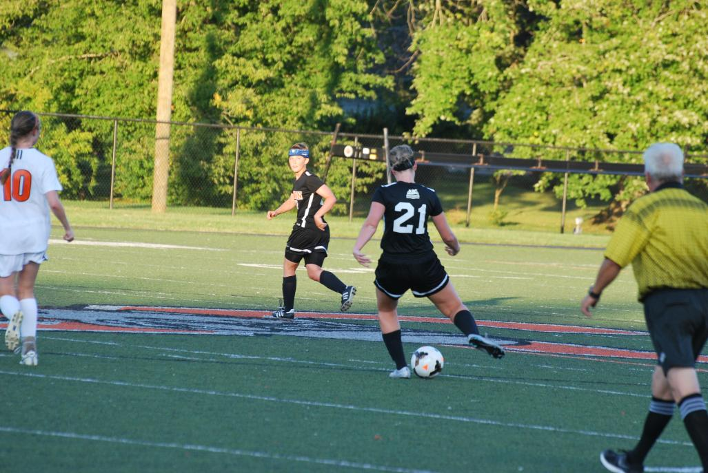 40th WSoc vs. Georgetown Photo