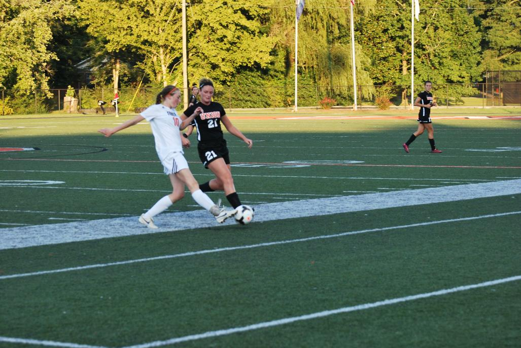 41st WSoc vs. Georgetown Photo