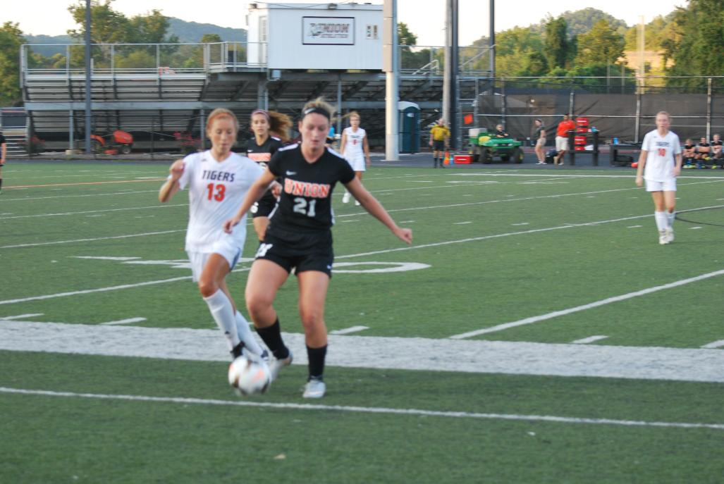 44th WSoc vs. Georgetown Photo