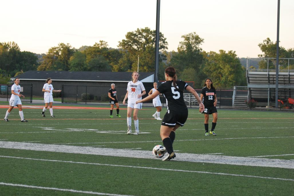 46th WSoc vs. Georgetown Photo