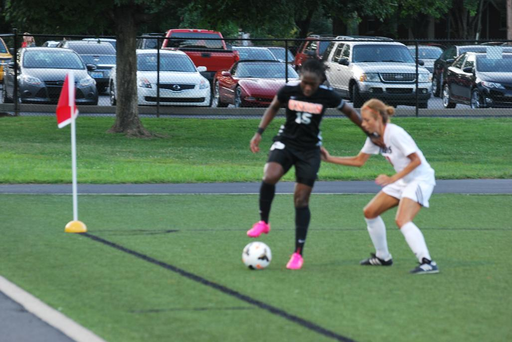 48th WSoc vs. Georgetown Photo