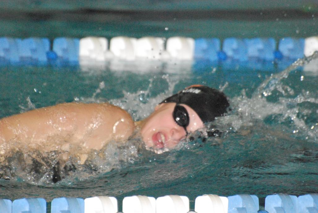 3rd Swimming and Diving vs. Milligan Photo