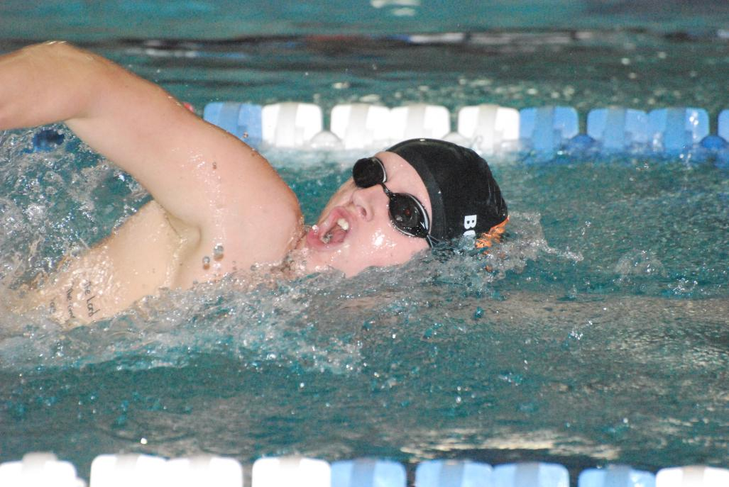 9th Swimming and Diving vs. Milligan Photo