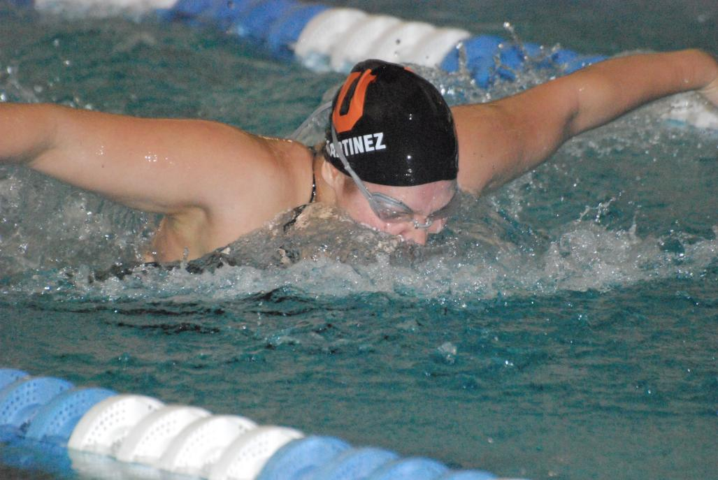 22nd Swimming and Diving vs. Milligan Photo