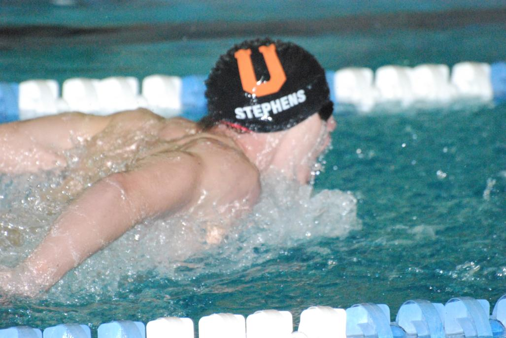 27th Swimming and Diving vs. Milligan Photo