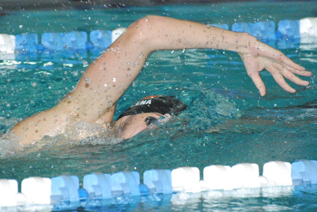 6th Swimming & Diving vs. Milligan Photo