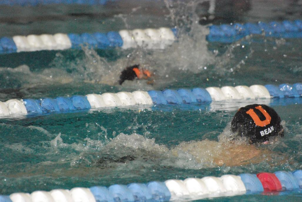 20th Swimming & Diving vs. Milligan Photo