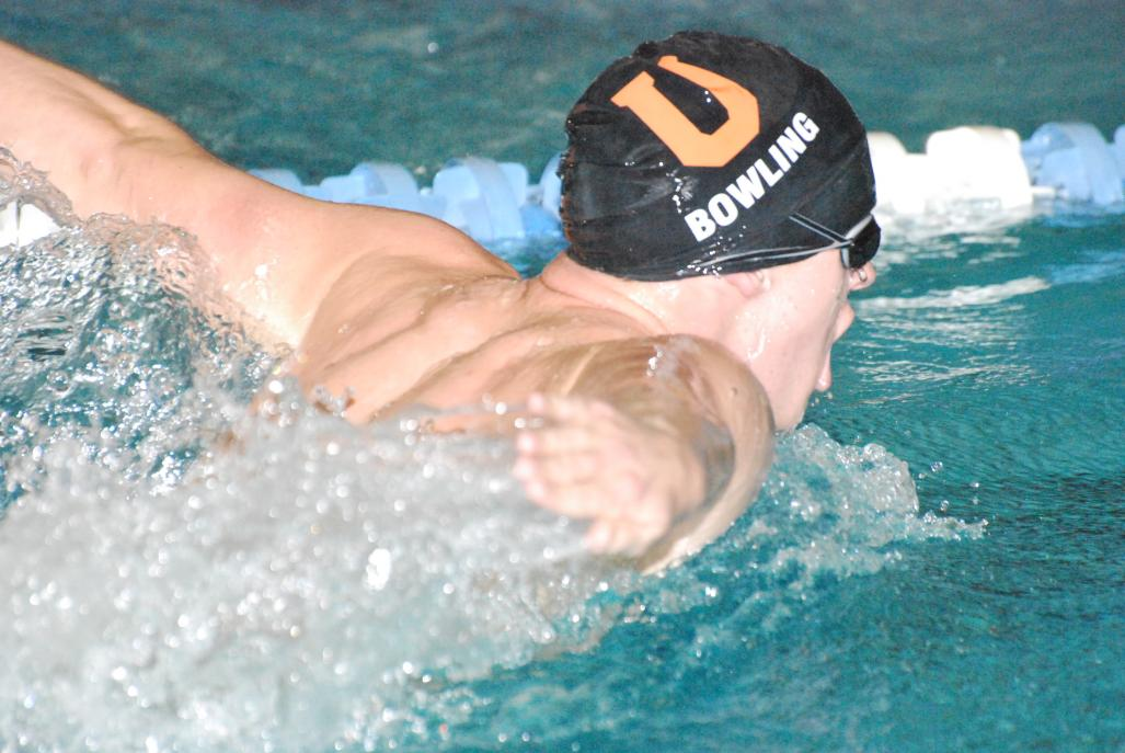 28th Swimming & Diving vs. Milligan Photo
