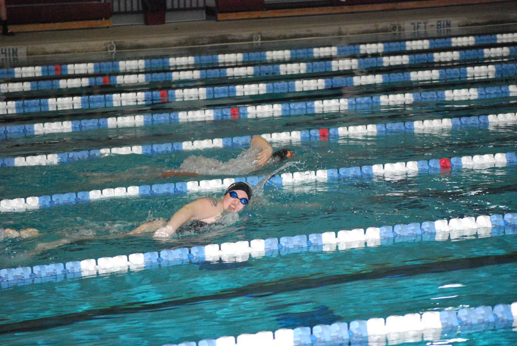 8th Swimming & Diving vs. King (Senior Day) Photo