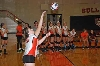 25th Volleyball vs. St. Thomas Photo