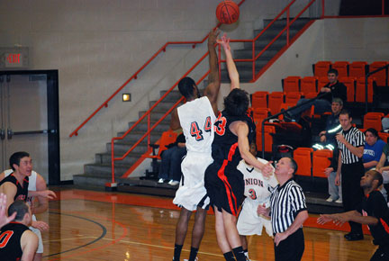 1st MBB vs. Milligan (2-24-10) Photo