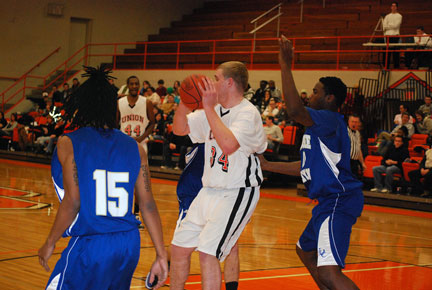 1st MBB vs. Tennessee Wesleyan Photo